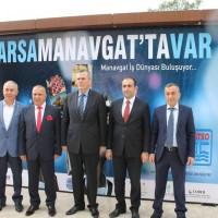 Ne Varsa Manavgat'ta Var Etkinliği