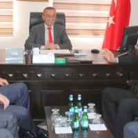 MHP Milletvekili Adaylarından MESO'ya Ziyaret