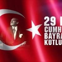 29 Ekim Cumhuriyet Bayramı'nız Kutlu Olsun...