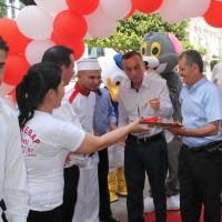 Fatih Restaurant Açıldı