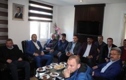 MESO Başkanı Hasan Çelik Gerçekleştirdiği Basın Toplantısıyla 10 Ocak Seçimlerinde Yeniden Aday Olduğunu Açıkladı