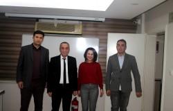 MANAVGAT ESNAF VE SANATKARLAR ODASI'NDA YABANCI DİL SEMİNERİ BAŞLADI
