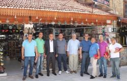 MESO Yönetiminden Antik Side Ziyareti