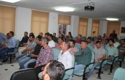 Akdeniz Elektrik ve Manavgatlı Elektrikçiler MESO'da Toplandı