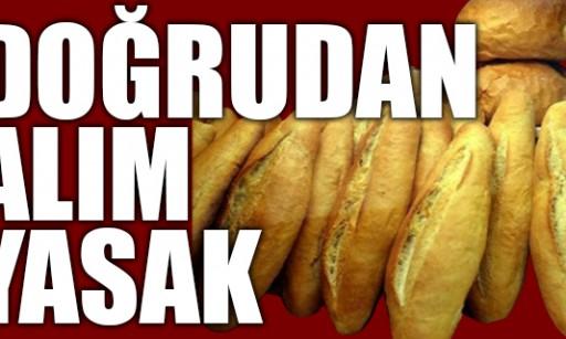 EKMEK SATIŞLARINDA YENİ KURAL!