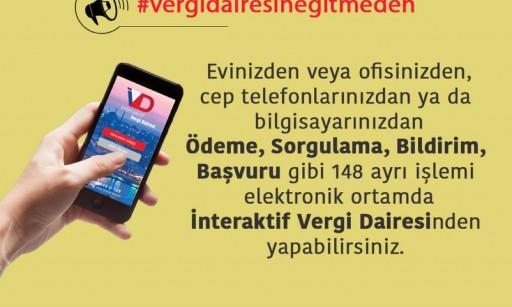 İNTERAKTİF VERGİ DAİRESİ YANINDA!