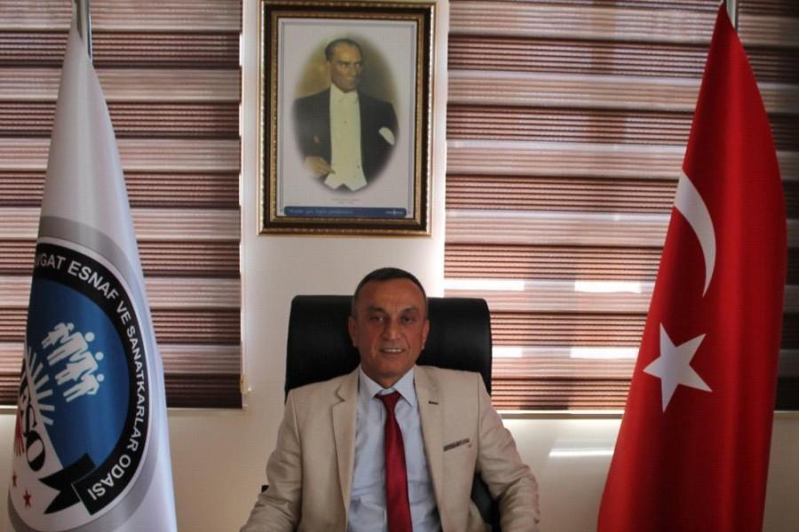 MESO Başkanı Çelik: 'Ramazan Ayı, bereket ayıdır'