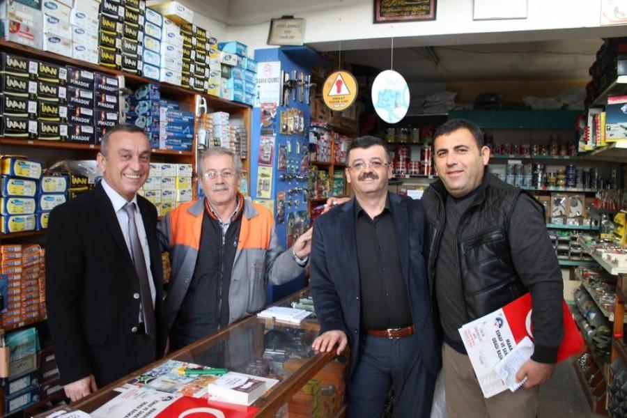 Esnaf Ziyareti